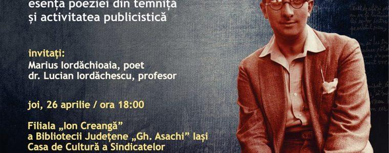 Radu Gyr. Esența poeziei din temniță și activitatea publicistică